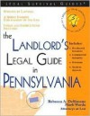 The Landlord's Legal Guide in Pennsylvania - Rebecca DeSimone, Mark Warda