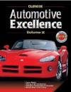 Glencoe Automotive Excellence, Volume 2 - Glencoe/McGraw-Hill