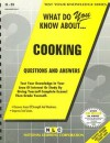 Cooking: What Do You Know About... - National Learning Corporation
