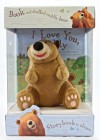 I Love You Daddy (Book and Soft Toy) - Parragon Books