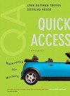 Quick Access, Reference for Writers Value Pack (Includes Quick Access Workbook for Writers & Mycomplab New with E-Book Student Access ) - Lynn Q. Troyka, Doug Hesse