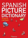 Spanish Picture Dictionary (Picture Dictionary) - Santillana