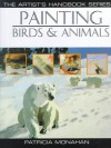 Painting Birds & Animal - Patricia Monahan