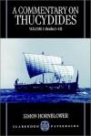 A Commentary on Thucydides Volume I: Books I - III - Simon Hornblower