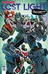 Transformers: Lost Light #12 - James Roberts, Jack Lawrence
