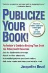 Publicize Your Book (Updated) - Jacqueline Deval