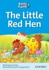 Family And Friends Readers: Reader 1 A The Little Red Hen - Sue Arengo, Laurence Cleyet-Merle