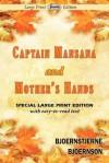 Captain Mansana and Mother's Hands - Bjørnstjerne Bjørnson
