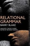 Relational Grammar - Barry J. Blake