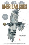 American Gods: Shadows #1 (Neil Gaiman's American Gods: The Shadows) - Neil Gaiman, P. Russell, Scott Hampton, Glenn Fabry