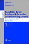 Knowledge-Based Intelligent Information and Engineering Systems: 7th International Conference, Kes 2003, Oxford, UK, September 3-5, 2003, Proceedings, Part I - Vasile Palade, Robert J. Howlett, Lakhmi C. Jain