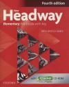 New Headway: Elementary Fourth Edition: Workbook + iChecker with Key - John Soars, Liz Soars