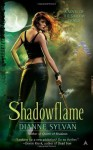 Shadowflame (A Novel of the Shadow World) by Sylvan, Dianne(July 26, 2011) Mass Market Paperback - Dianne Sylvan