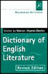Dictionary of English Literature (Bloomsbury Reference) - Marion Wynne-Davies