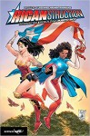 Ricanstruction: Reminiscing & Rebuilding Puerto Rico - Bill Sienkiewicz, Reginald Hudlin, Ken Lashley, Gail Simone, Denys Cowan, Greg Pak, Jorge Jimenez, Tony Daniels, Rosario Dawson, Edgardo Miranda-Rodriguez, Ruben Blades