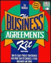 Business Agreements Kit, Revised, with Disk - Ted Nicholas