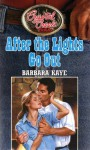 After the Lights Go Out - Barbara Kaye