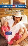 The Bull Rider's Twins - Tina Leonard