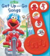 Elmo Get Up and Go Songs (Interactive Music Book) - Tom Brannon