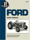 I and t Shop Service: Ford (Fo-20) - Intertec