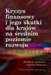 Kryzys finansowy i jego skutki dla krajów na średnim poziomie rozwoju - Andrzej Wojtyna