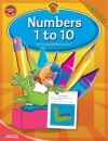 Brighter Child Numbers 1 to 10, Preschool (Brighter Child Workbooks) - School Specialty Publishing, Brighter Child