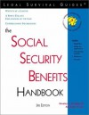 Social Security Benefits Handbook - Stanlely A. Tomkiel