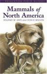 Mammals of North America (1st Edition) - Roland W. Kays, Don E. Wilson