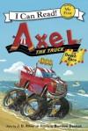 Axel the Truck: Beach Race: My First I Can Read - J. D. Riley, Brandon Dorman