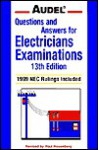 Audel Questions and Answers for Electricians Examinations - Paul Rosenberg