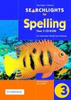 Searchlights for Spelling Year 3 CD-ROM: For Interactive Whole-Class Teaching - Chris Buckton, Pie Corbett, Buckton Chris