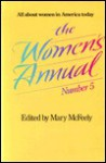 The Women's Annual, Number 5 1984-1985 (Reference Publications, Women's Studies) - Mary D. McFeely