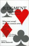 Judgment at Bridge - Mike Lawrence