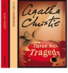 Three Act Tragedy: Complete & Unabridged (CD-Audio) - Common - Read by Hugh Fraser By (author) Agatha Christie