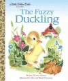 The Fuzzy Duckling (Little Golden Book) - Jane Werner Watson, Martin Provensen, Alice Provensen