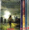 Tomorrow Girls 4 Book Set: Behind the Gates / Run For Cover / With the Enemy / Set Me Free - Eva Gray
