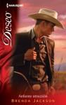 Ardiente atracción (Deseo) (Spanish Edition) - Brenda Jackson