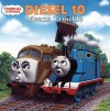 Diesel 10: Means Trouble - Britt Allcroft, Richard Courtney