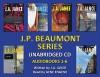J.P. Beaumont Series (Books 1 - 6) by J.A. Jance on Unabridged Audio CD, read by Gene Engene - J.A. Jance, Gene Engene