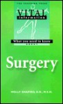 What You Need to Know about Surgery - Molly B. Shapiro, Elaine Gill