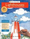 Lighthouses: A Fact-filled Coloring Book - Caroline Tiger