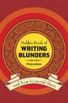 Noble's Book of Writing Blunders: And How to Avoid Them - William Noble