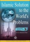 Islamic Solution to the World's Problems - Muhammad al-Mahdi