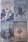 Marion Zimmer Bradley's Avalon Series 4 Volumes (Includes: the prequel-The Forest House and volumes 1-3- The Mists of Avalon, Lady of Avalon and Priestess of Avalon) - Marion Zimmer Bradley, Diana L. Paxson