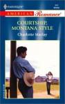 Courtship, Montana Style - Charlotte Maclay