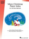 More Christmas Piano Solos, Level 5: For All Piano Methods - Hal Leonard Publishing Company