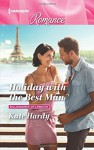 Holiday with the Best Man (Billionaires of London) - Kate Hardy