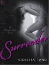 Surrender - Violetta Rand