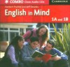 English in Mind: Class Audio CDs 1A and 1B - Herbert Puchta, Jeff Stranks