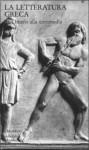 La letteratura greca: Da Omero alla commedia - Ezio Savino